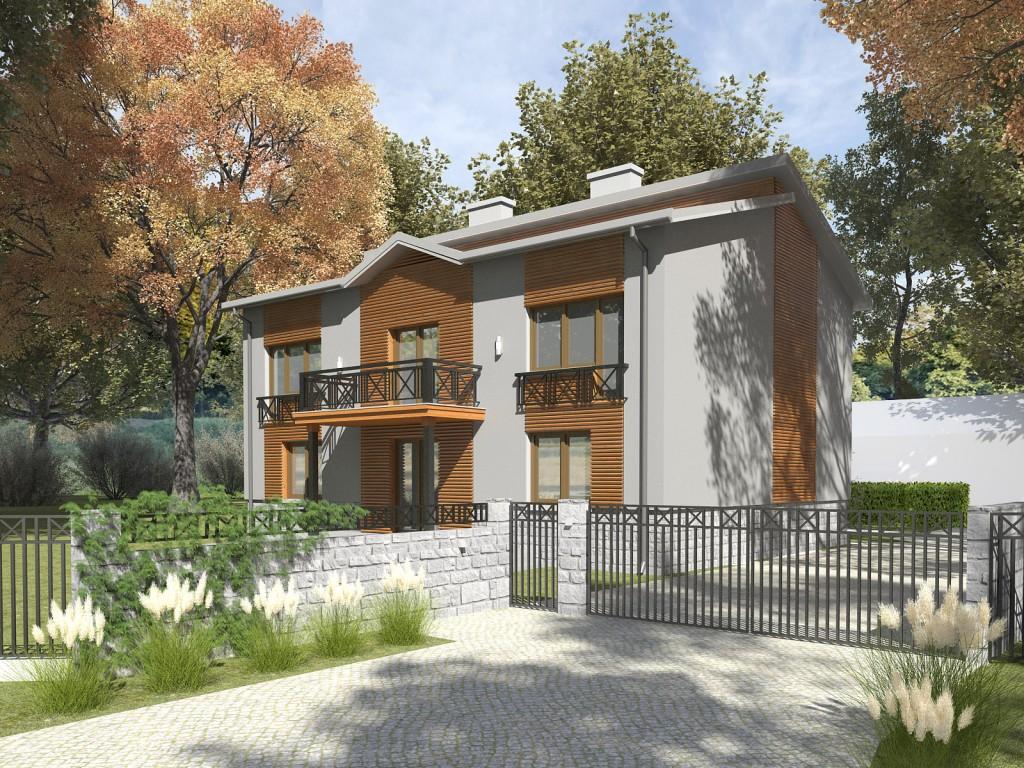 projekt przebudowy domu