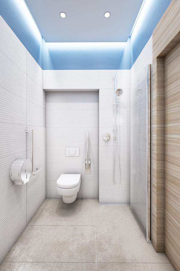 toaleta niepełnosprawni